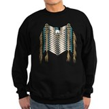 Native American Breastplate 8 Sweatshirt