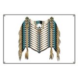 Native American Breastplate 8 Banner