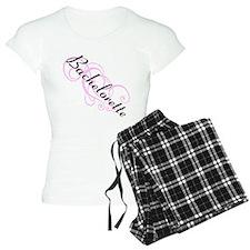 Bachelorette pajamas