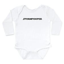 Funny Cool kids Long Sleeve Infant Bodysuit