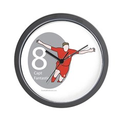 Stevie Legend Wall Clock