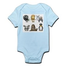 The Other Zoo Infant Bodysuit