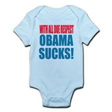 Anti Obama 2012 Infant Bodysuit