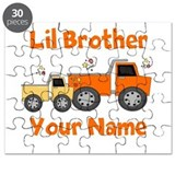 Little Brother Truck Puzzle