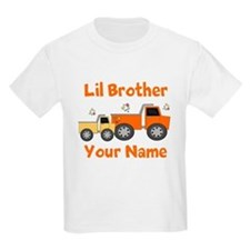 Little Brother Truck T-Shirt