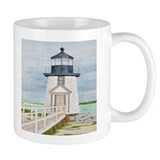 Evening Light at Brant Point Mug