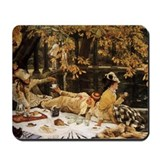 Tissot's Picnic Mousepad