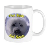 Club Soda, not Seals Mug