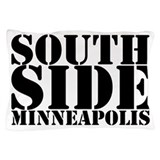 South Side Minneapolis Pillow Case