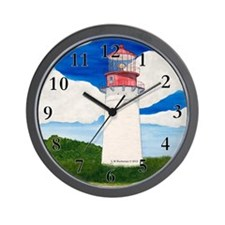 SunnyDay At Cape May Wall Clock