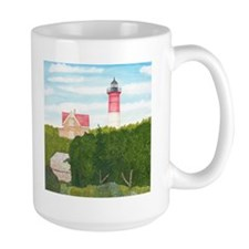 Nauset Beach Lighthouse Mug