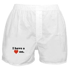 Unique Arousal Boxer Shorts