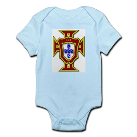 Portugal FPF - Infant Creeper