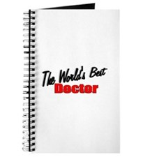 """The World's Best Doctor"" Journal"