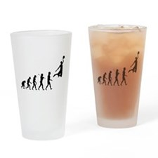Cute Basketball Drinking Glass