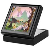 OZ Dream Keepsake Box