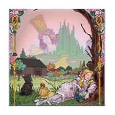 OZ Dream Tile Coaster