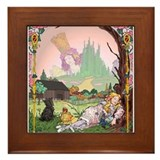 OZ Dream Framed Tile