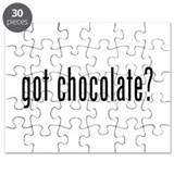 Got chocolate? Puzzle