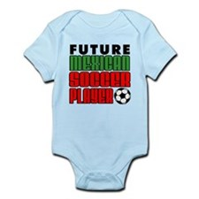 Future Mexican Soccer Infant Bodysuit