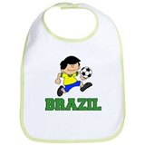 Brazil Football (Soccer) Bib