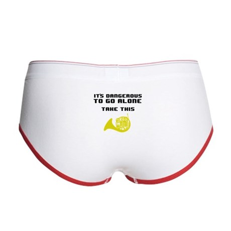 Take the Horn Women's Boy Brief
