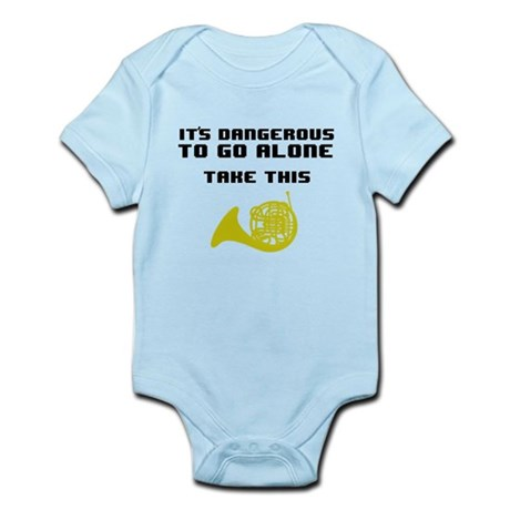 Take the Horn Infant Bodysuit