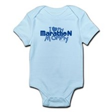 Cute Running kids Infant Bodysuit
