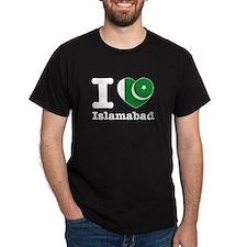 I love Islamabad T-Shirt
