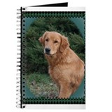 Golden Retriever Gifts Journal