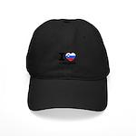 I love Ljubljana Black Cap