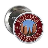 "Sedona, AZ - Catherdal 2.25"" Button"