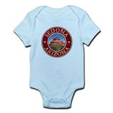 Sedona, AZ - Bell Rock Infant Bodysuit