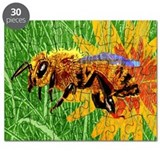 Honeybees Jigsaw Puzzle