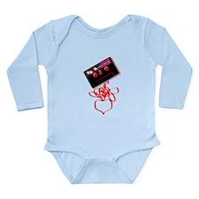Rock Tape Love Baby Suit