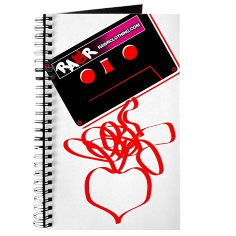 Rock Tape Love Journal