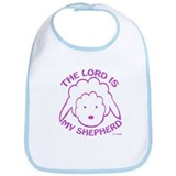 Lord is My Shepherd Bib