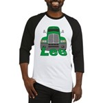 Trucker Lee Baseball Jersey