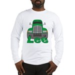 Trucker Lee Long Sleeve T-Shirt