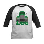 Trucker Lee Kids Baseball Jersey