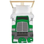 Trucker Lee Twin Duvet