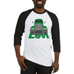 Trucker Levi Baseball Jersey