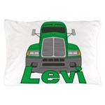 Trucker Levi Pillow Case