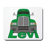 Trucker Levi Mousepad