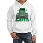 Trucker Luis Hooded Sweatshirt
