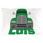 Trucker Luis Pillow Case