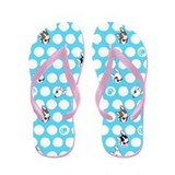 Bully Dot Flip Flops