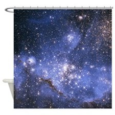 Magellan Nebula Shower Curtain