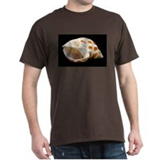 Spotted Shell Black T-Shirt