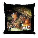 Kiss me I am from Thailand Suede Pillow